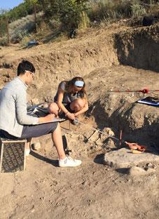 გრაკლიან გორაზე უნიკალური ნაგებობა აღმოაჩინეს