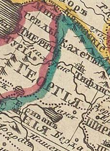 """""""რუსეთის ვოჟდს ცხვირში ააფარეთ ეს რუკა!"""""""