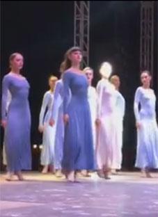ილიკო სუხიშვილის ახალი ცეკვა