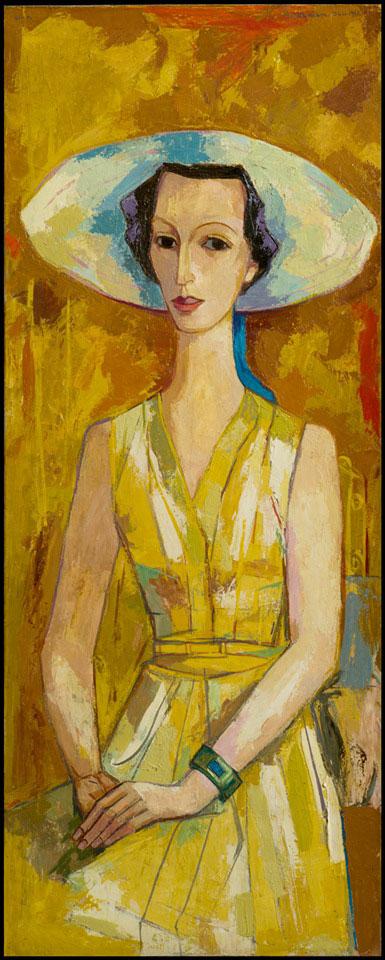 გრიგოლ რობაქიძის საცოლე - ავსტრიელი მხატვრის ფოკუსში