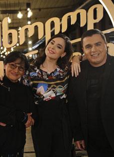 """""""მხოლოდ ქართულის"""" ჟიური ცნობილია"""