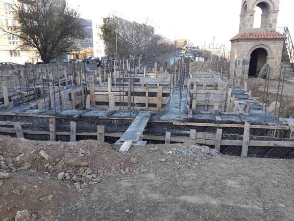 წმინდა გიორგის ეკლესიას მზის სხივი აღარ ეღირსება