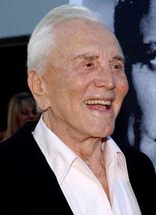 კირკ დაგლასი 103 წლის ასაკში გარდაიცვალა