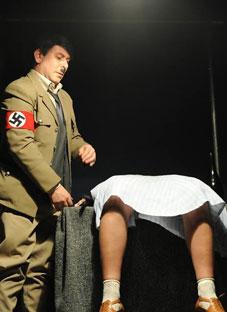 """არ გამოტოვოთ ნიკოლოზ საბაშვილის სპექტაკლი """"1945"""""""