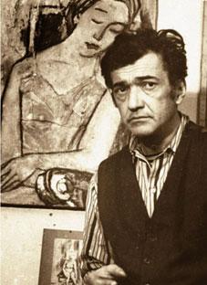 ავთო ვარაზი - მხატვარი, რომელმაც საკუთარი თავი დაღუპა