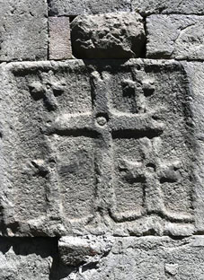 წმინდა ნინოს ტაძრის სამალავში აღმოჩენილი ჯვარცმა