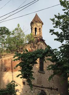 გუმბათჩანგრეული ეკლესია გუდიაშვილზე