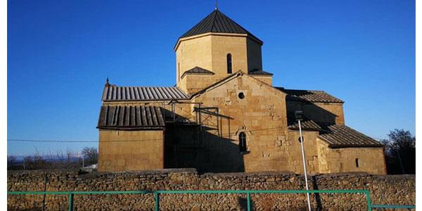 გენიალური წრომის ტაძრის სავალალო მდგომარეობა
