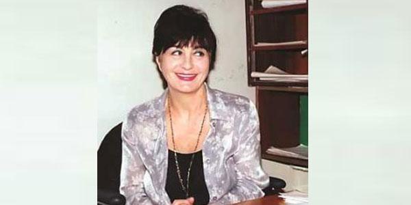 ჯულიეტა ვაშაყმაძე - პირველი ტელევარსკვლავი