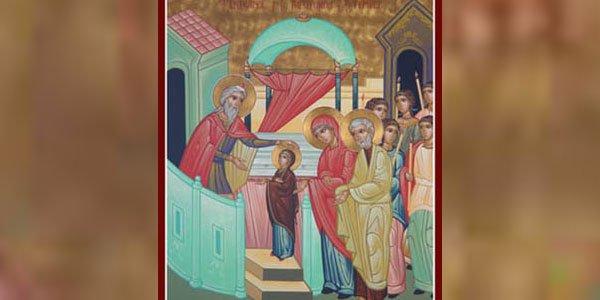 ულამაზესი მიძღვნა მარიამ ღვთისმშობელს