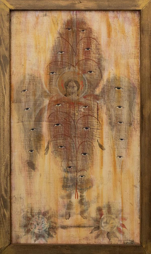 მერაბ აბრამიშვილის ნახატები კვიპროსის აუქციონზე