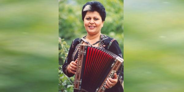 ლელა თათარაიძე - თუშური სიმღერების დედოფალი
