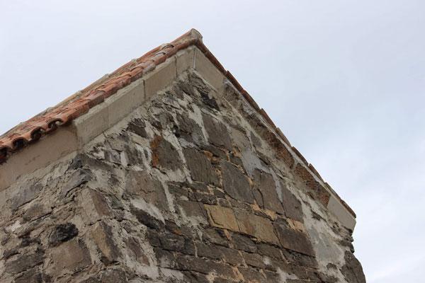 წმინდა გიორგის ეკლესიის უსაშინლესი რესტავრაცია