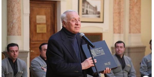 ანზორ ერქომაიშვილი - ქართული მუსიკის ექვთიმე თაყაიშვილი