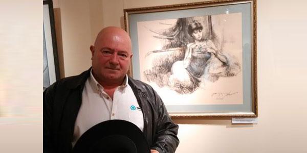 მხატვარი გელა ფილაური 60 წლის გახდა