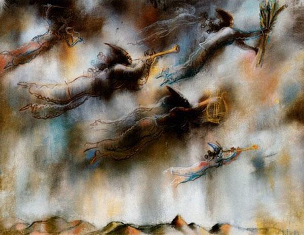 ზურაბ ნიჟარაძე – მხატვარი ჯადოსნური სამყაროთი
