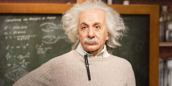 ალბერტ აინშტაინის ძალიან კარგი წერილი