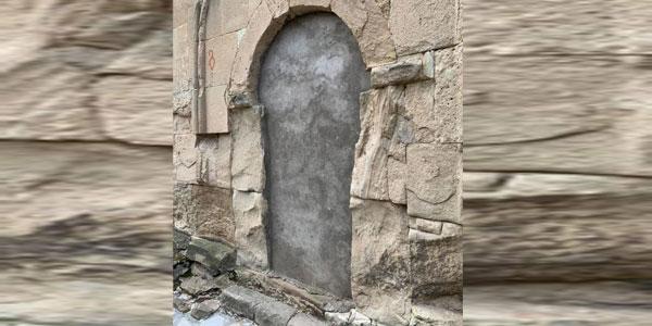 გაუგონარი ვანდალიზმი წილკნის ტაძარში