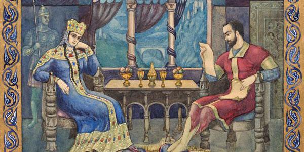 ძალიან საინტერესო ისტორია თამარ მეფეზე